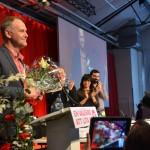 Jonas Sjöstedt väljs om