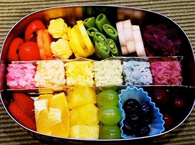 rainbow-picnic
