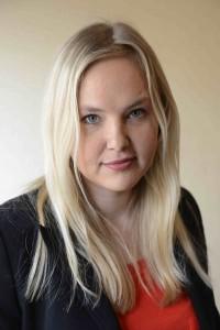 Ida Gabrielsson, ordförande i Vänsterpartiets kvinnonätverk och tidigare förbundsordförande i Ung Vänster.